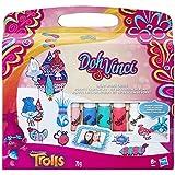 Play-Doh B8983EU40 Dohvinci Dreamworks Trolls Poppy's Crafting Kit