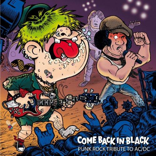 Comeback In Black: Punk Rock T...