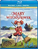 Mary & The Witch'S Flower (2 Blu-Ray) [Edizione: Stati Uniti]