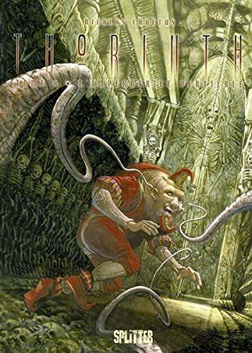 Thorinth: Band 4. Die vertikale Kaiserin
