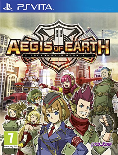 Aegis of Earth: Protonovus Assault (Playstation Vita) [Edizione: Regno Unito]