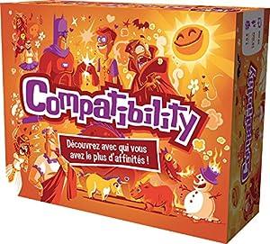 Cocktail Games Compatibility Niños y Adultos Party Board Game - Juego de Tablero (Party Board Game, Niños y Adultos, Niño/niña, 10 año(s), 353 Pieza(s), Craig Browne)