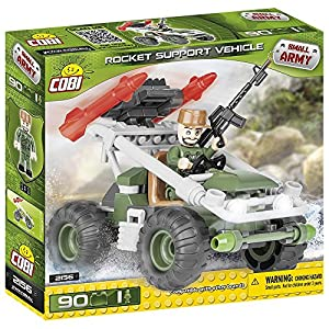 COBI Small Army-RocketSupport Vehicle (90 Pcs) Juguete COB02156