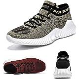 Uomo Scarpe da Corsa Scarpe da Ginnastica Scarpe Comode per Camminare Jogging Sneakers