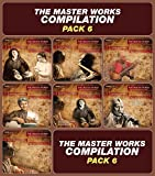 #5: The Masterworks Compilation pack-6 (Featuring Legendary Artists From Hindustani Classical Music, Set Of 7 Cds With 23 Tracks)