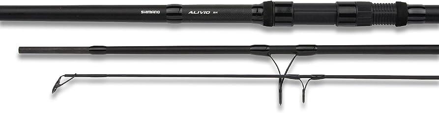 Shimano ALIVIO DX SPECIMEN 12-300 12ft 3,00lb 3 teilige Karpfenrute