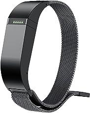 iTerk per Fitbit Flex bande, braccialetto in acciaio inossidabile maglia milanese loop magnetico fibbia Wristband di ricambio con telaio in metallo regolabile