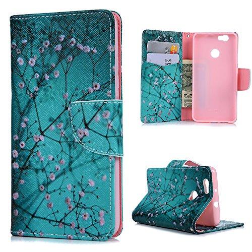 huawei-nova-hullekasos-huawei-nova-case-bunt-gemalt-book-type-pu-leder-tpu-innere-tasche-brieftasche