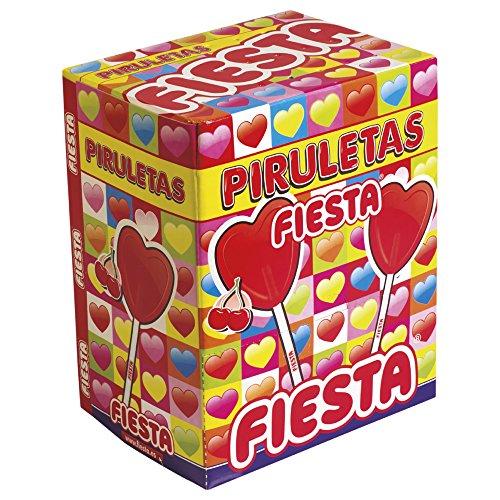 Fiesta - Piruleta corazón fiesta (Fiesta Getränk)