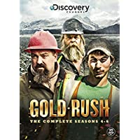 Gold Rush: Season 4-6 [DVD] [UK Import]