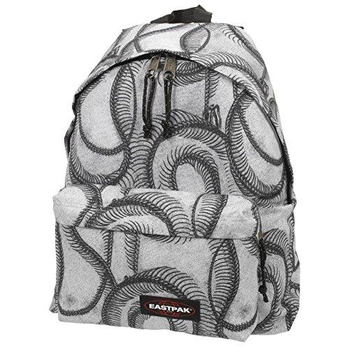 Eastpack Sac à Dos Loisir, Snake Bone (Gris) - EA17000