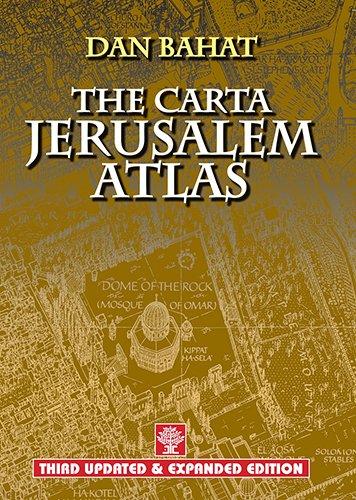 The Carta Jerusalem Atlas por Dan Bahat
