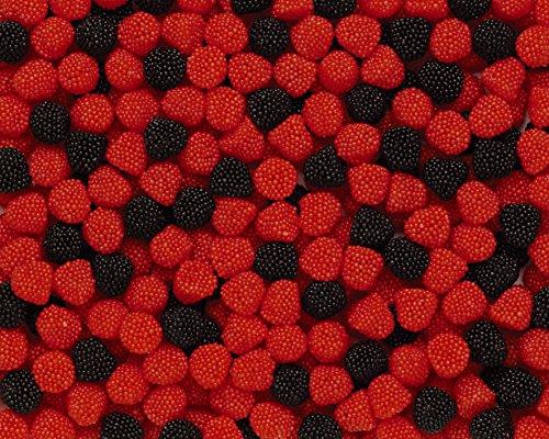 Haribo Berries, 10er Pack, Gummibärchen, Weingummi, Fruchtgummi, Im Beutel, Tüte