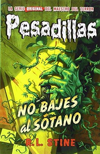 ¡No Bajes Al Sótano! descarga pdf epub mobi fb2