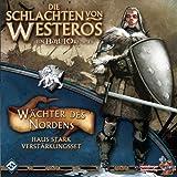 Heidelberger Spieleverlag HE338 - Die Schlachten von Westeros: Wächter des Nordens Erweiterung, Strategiespiel