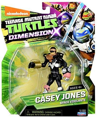 Teenage Mutant Ninja Turtles Dimesnion X Spielfigur / Actionfigur - Casey Jones Space (Ninja Casey Turtles Jones)