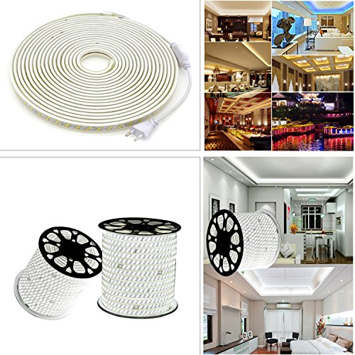 Led Stripes 10m 180 LEDs/Meter IP65 Wasserdicht 2835 LED-streifen Strip Licht Streifen Weiß Pusheng (12v Outdoor-beleuchtung-led)