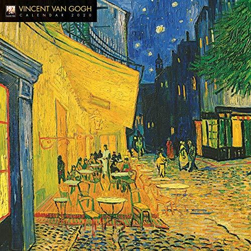 Vincent van Gogh 2020: Original Flame Tree Publishing-Kalender [Kalender] (Wall-Kalender)