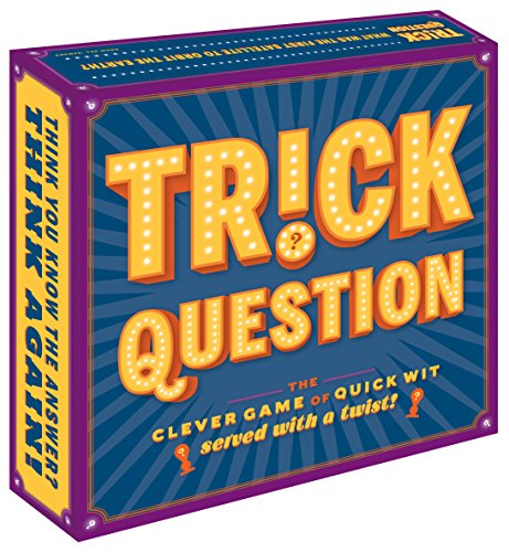 Trick Question: The Clever Game of Quick Wit