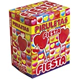 Fiesta, Piruleta - 80 unidades