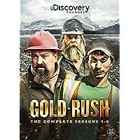 Gold Rush: Season 4-6