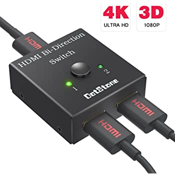 hdmi switch bi direction manual hdmi switcher 2 into 1 amazon co uk rh amazon co uk