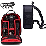 WORLD LOOK® All in One Camera Bags Series Waterproof DSLR Backpack Camera Bag, Lens Accessories Carry Case for All Camera Bag
