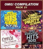 #5: OMG! Compilation Pack-21 ( Biggest International Hits, Original Songs, Set Of 4 MP3 With 160 + Tracks)