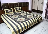 MeePra Rajasthani Traditional Double Bed...