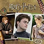 Harry Potter Official 2018 Calendar - Square Wall Format de Harry Potter