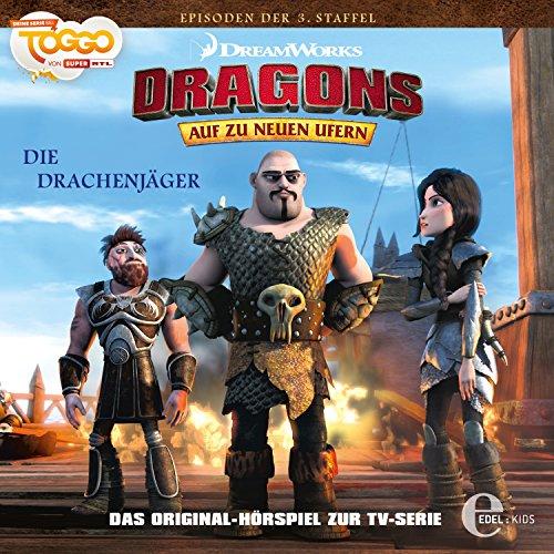 Folge 27: Astrids Team / Die Drachenjäger (Das Original-Hörspiel zur TV-Serie)