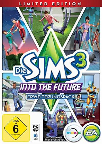 Die Sims 3: Into the Future – Limited Edition (Erweiterungspack)