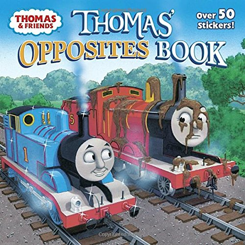 Thomas' Opposites Laws (Thomas & Friends) (Pictureback(R))