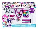 Joy Toy 95992 - My Little Pony Haarschmuckset in Geschenkverpackung, 18 Stück, 18,5 x 2,5 x 23,5 cm