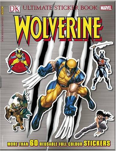 Wolverine : ultimate sticker book