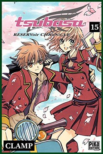 Tsubasa Reservoir Chronicle T15