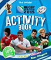 The Official Rugby World Cup 2015 Activity Book by Carlton Kids
