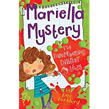 The Disappearing Dinner Lady: Book 7 (Mariella Mystery)