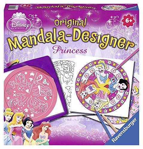 Ravensburger 29971 - Disney Princess - midi Mandala-Designer® (Disney Designer Princess)