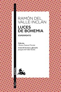 Luces de Bohemia par  Ramón del Valle-Inclán