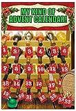 Telecharger Livres Nobleworks Vin Calendrier de l Avent humoristique de Noel carte de voeux avec enveloppe C2535 X SG (PDF,EPUB,MOBI) gratuits en Francaise