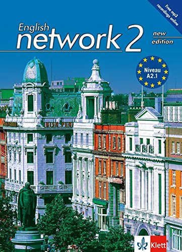 English Network 2 New Edition: Student's Book mit Audios online (English Network New Edition)
