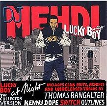 DJ Mehdi - Red Black & Blue
