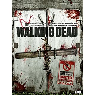 The Walking Dead - Die komplette erste Staffel (Limited Special Edition, 2 Discs) [Limited Edition]