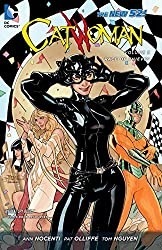 Catwoman Vol. 5: Race of Thieves (The New 52) by Ann Nocenti (2014-12-02)