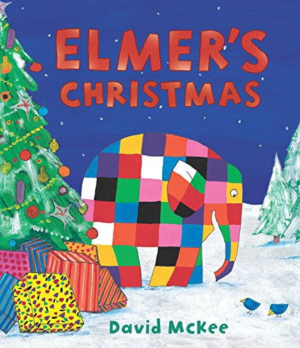 Elmer's Christmas (Elmer Picture Books) por McKee David