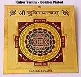 Kiakashya Shri kuwer Yantra für WEATH und Geld Business