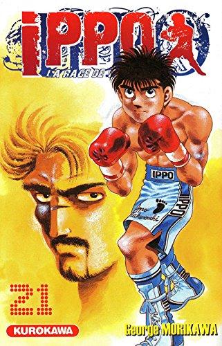 Ippo - Saison 1 - La rage de vaincre Vol.21 par MORIKAWA George
