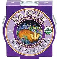 Badger Night Balm - Gute Nacht Balsam, 1er Pack (1 x 21 g) preisvergleich bei billige-tabletten.eu