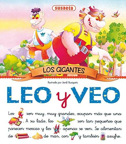 Leo Y Veo Los Gigantes por Susaeta Ediciones S A